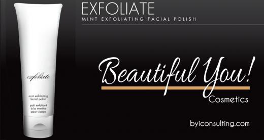 Exfoliate - Mint Exfoliating Face Polish