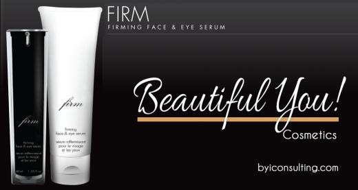 Firm-Firming Face & Eye Serum