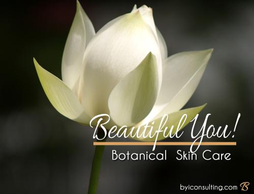 BEAUTIFUL YOU BOTANICAL SKIN CARE