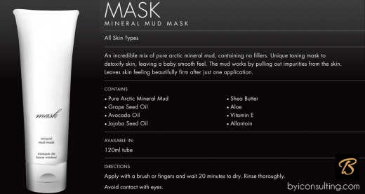 Mask- Mineral Mud Mask