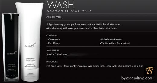 Wash- Chamomile Face Wash