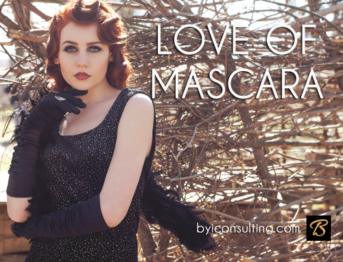 LOVE OF MASCARA