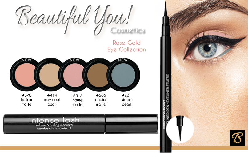 Springs Rose Gold Eye Collection Beautiful You Image Consulting