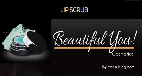 Lip scrub conditioning